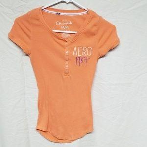 AEROPOSTALE JUNIORS stretch tshirt